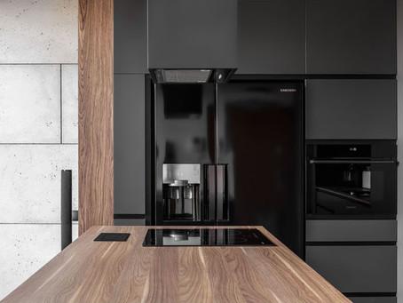 TREND WATCH: Hidden Appliances