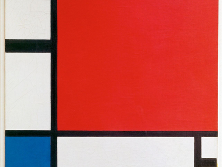 Colorful Mondrian: How to create Dynamic and Fun Art-inspired interiors