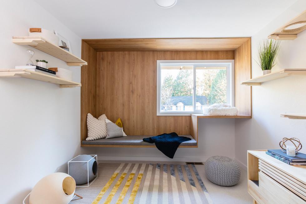 cat lounge bedroom design