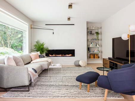 HYGGE IN REDMOND: before and after