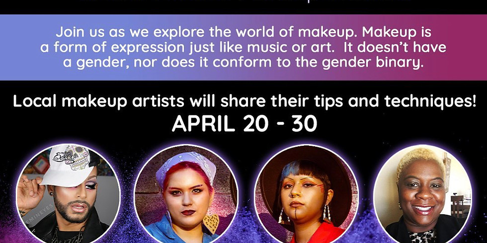 Express Yourself Gender Diverse Makeup Tutorials