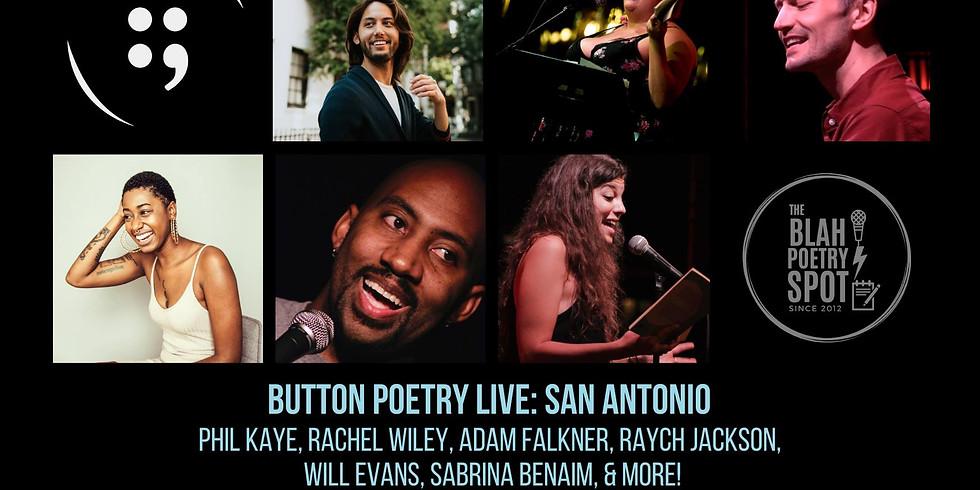 Button Poetry Live: San Antonio