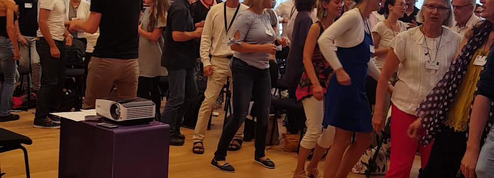Atelier Technique - Congrès Puteaux 2018