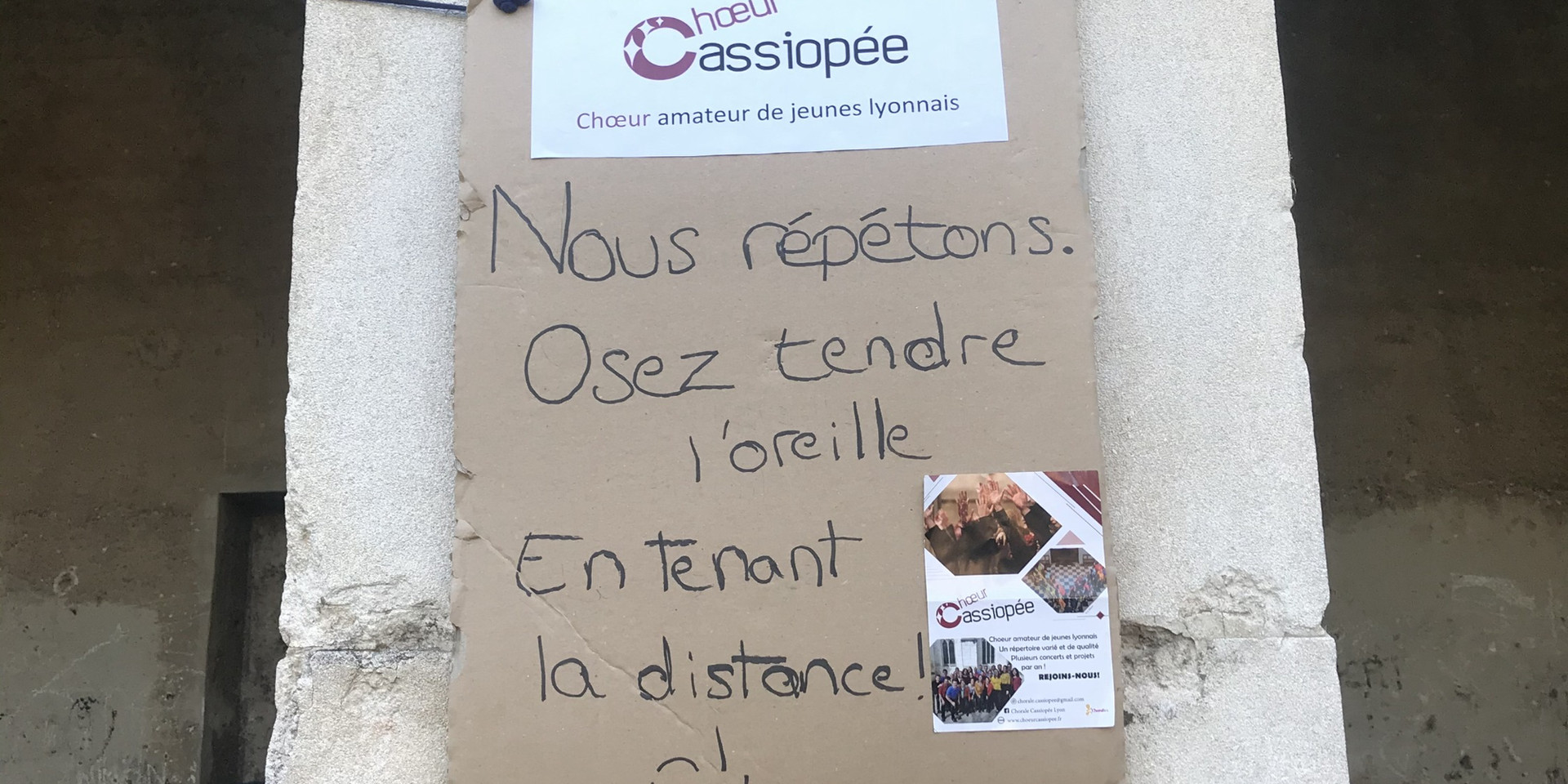 Choeur Cassiopee