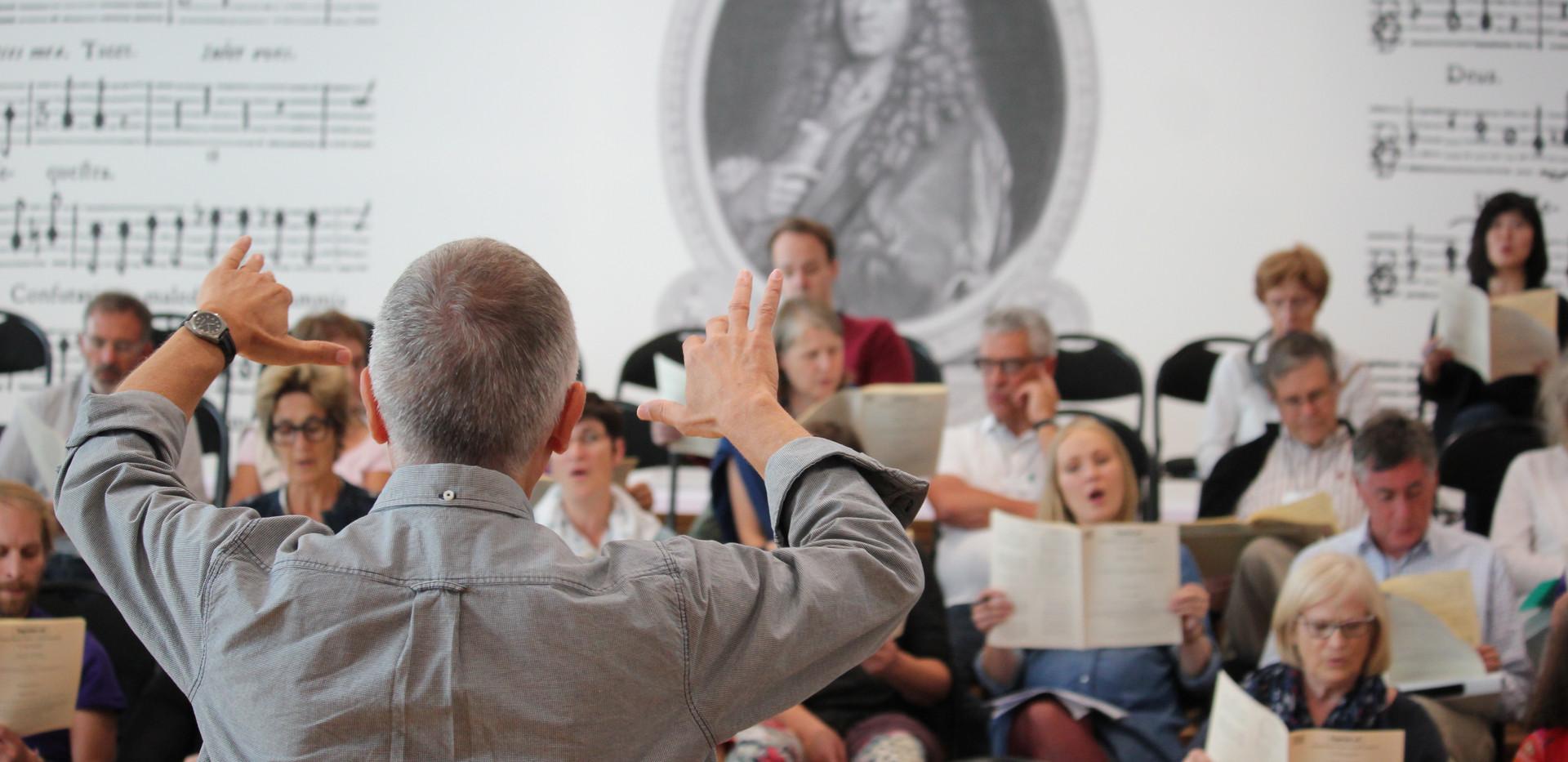 Découverte de répertoire - Congrès Puteaux 2018