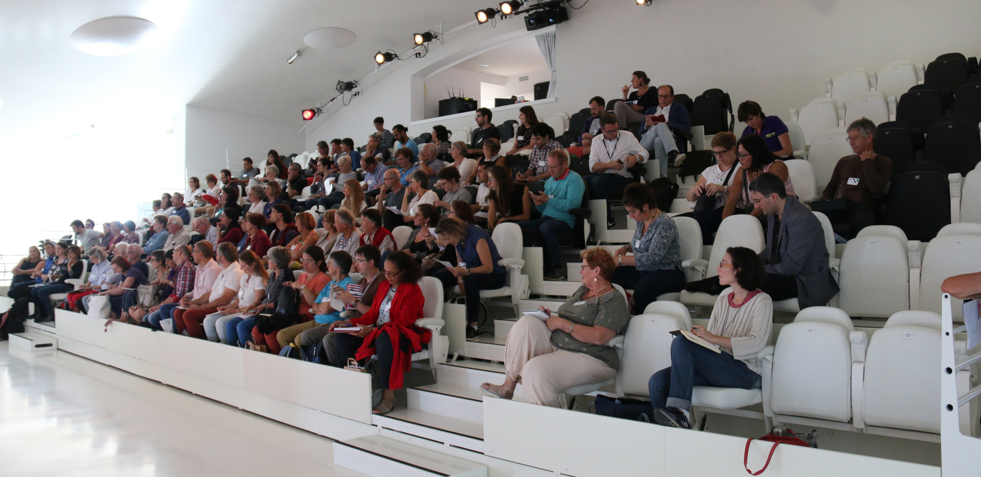 Conférence - Congrès Puteaux 2018