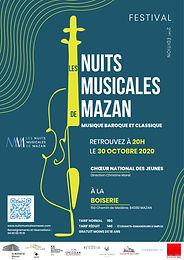 Les Nuits Musicales de Mazan