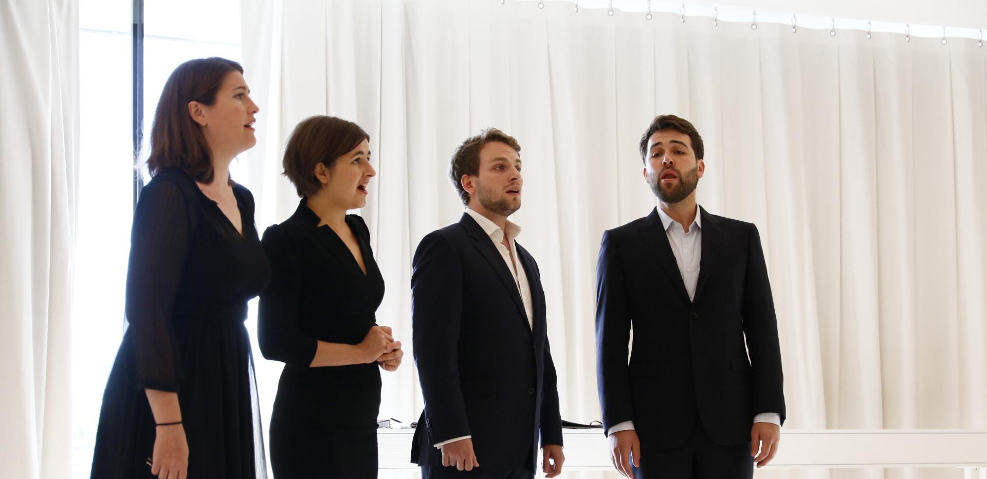 Concert Demo - Congrès Puteaux 20188