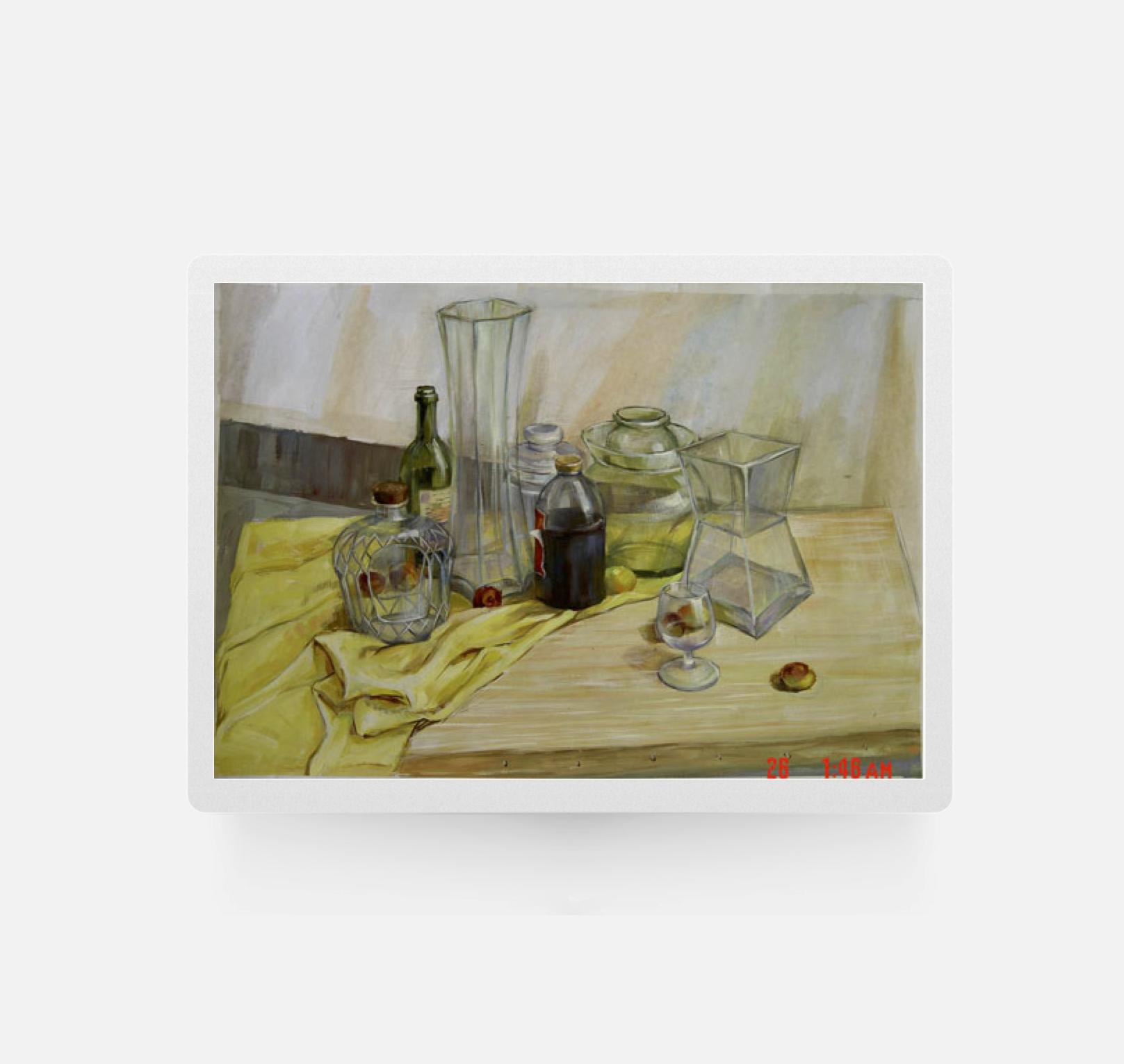 Still Life - Glass
