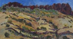 Caprock-Musquiz Canyon, 2012