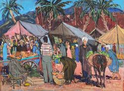 Souk El Khemis- Taroudant, 2007-2011