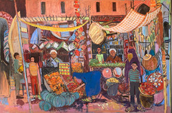 Market Day In Taroudant, 2008-2011