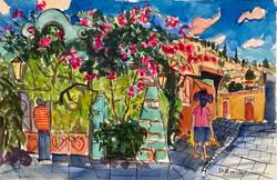 Oaxaca- San Felipe Street, 2004-2010