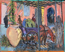 Merchant Cart- Taroudant, 2000-2011