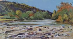 Rapids on the Rio Grande, 2017