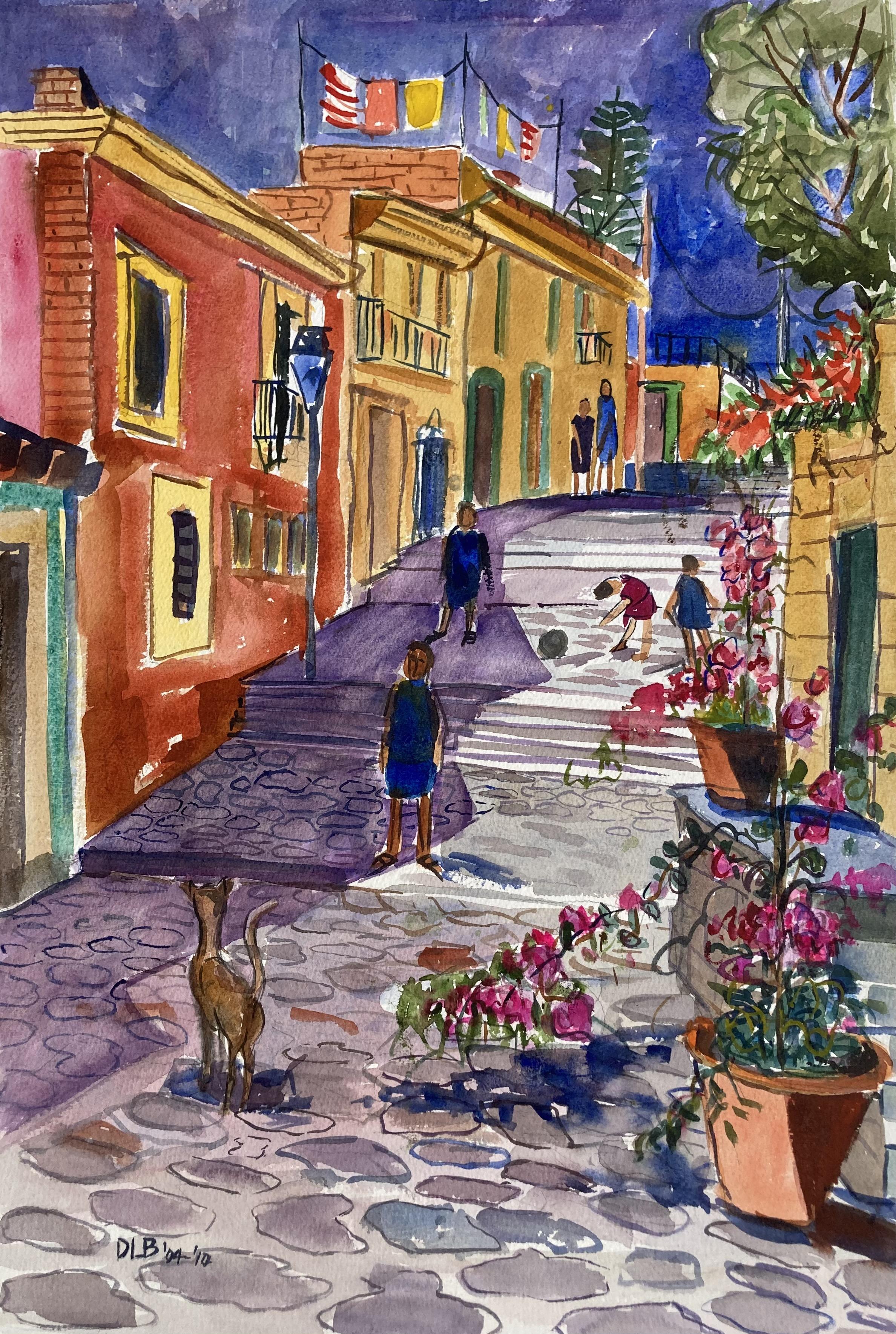 San Felipe Pedestrian Way, 2004-2010