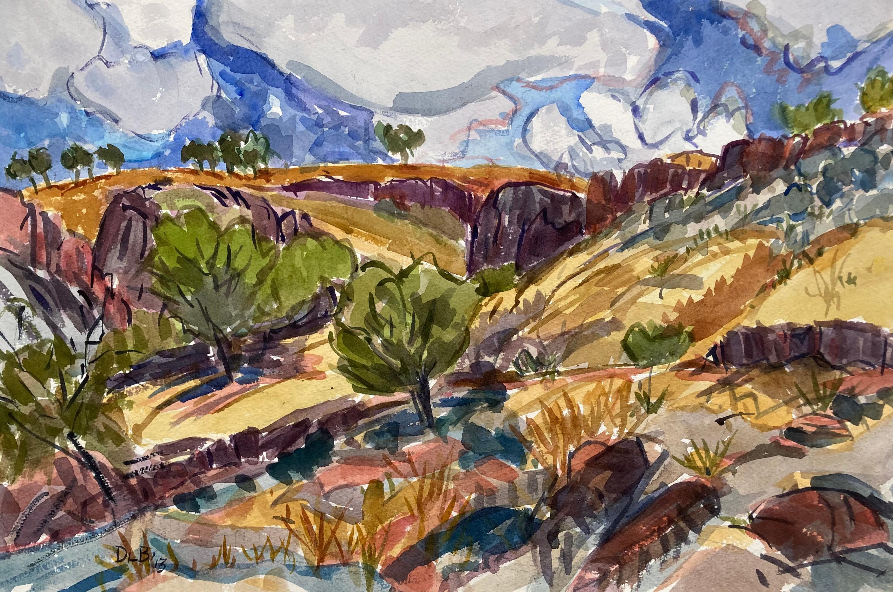 Musquiz Canyon Gully, 2013