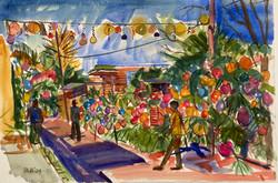 Christmas Evve- San Martin Tilcajete, 2004-2005
