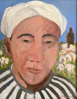 Moroccan Shepherd, 1999