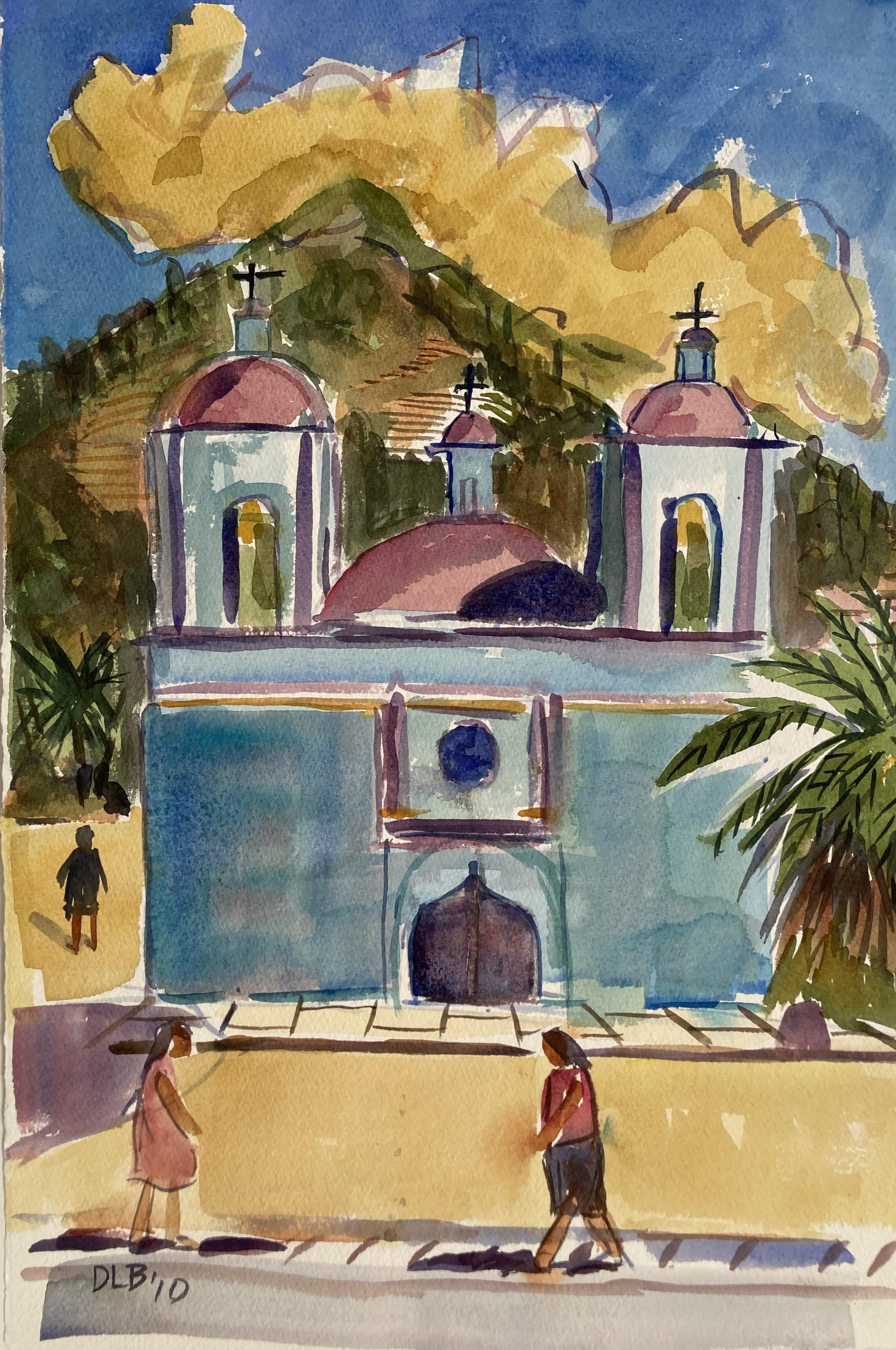 Church in Jalieza- Oaxaca, 2004-2010
