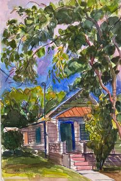 Deserted House on Shaver Lane, 2004
