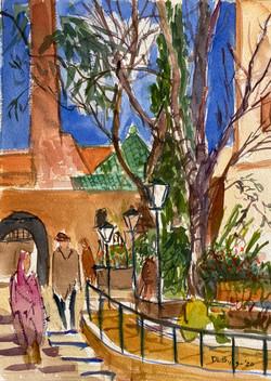 Kasbah Oudaia Gardens- Rabat, 2019-2020