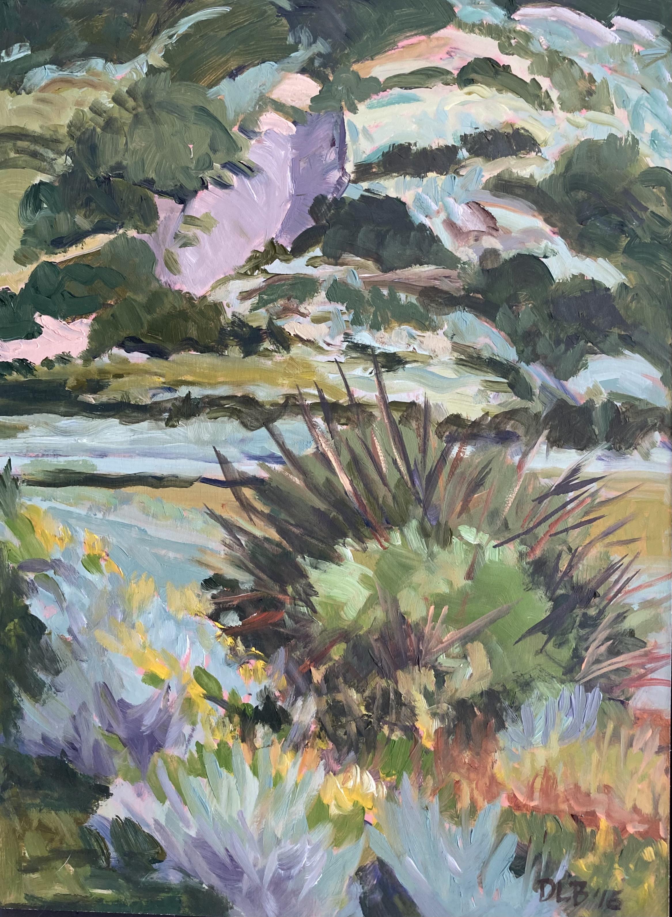 Sage Brush with Bush, 2016