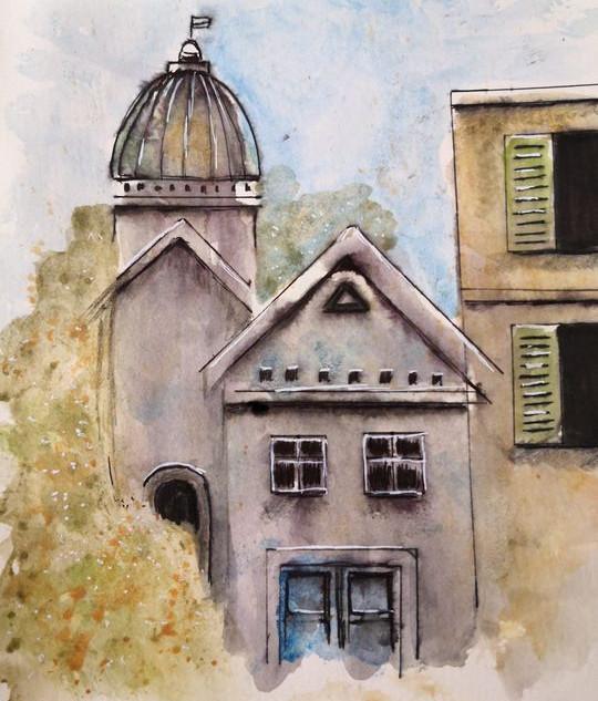 Southern Village in Abruzzo