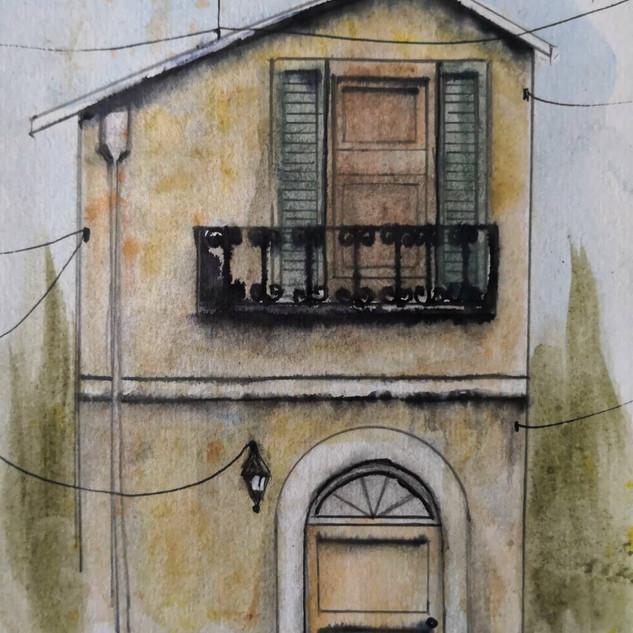 La Casa del Vicario