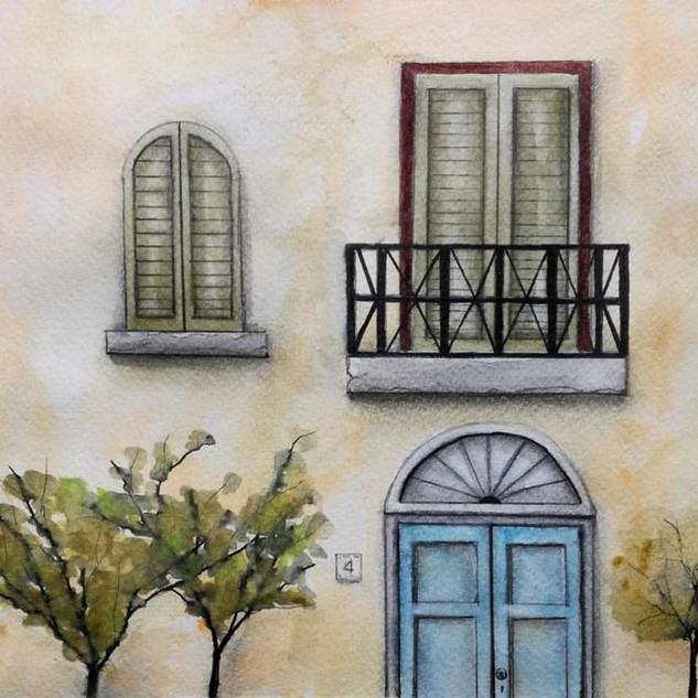 Palazzo Searching A Life