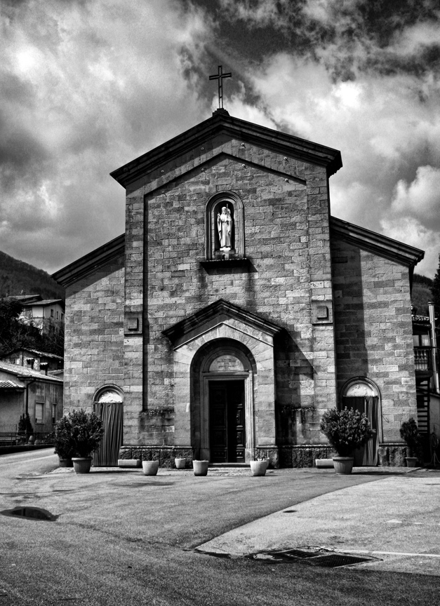 Church Camporgiano