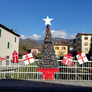 Village Holiday Decorations