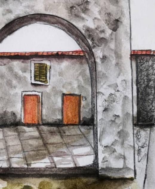 Lucignana Archway