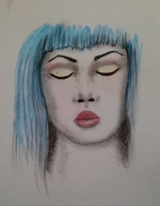 Face It series_ 'The Blue-Haired Lolita'