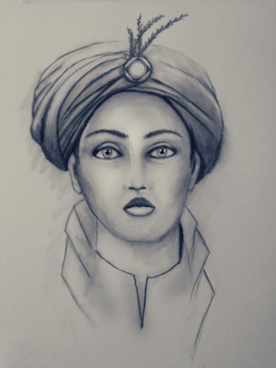 Face It series_  'Princess Jahara'....