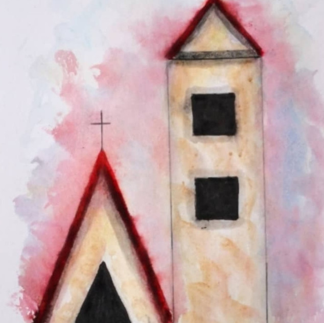 Red Roof Church l