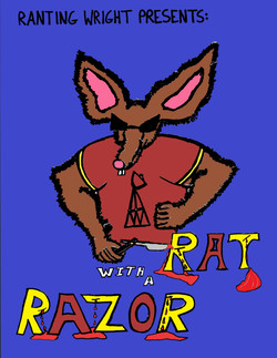 Rat With A Razor (VA 4/8)