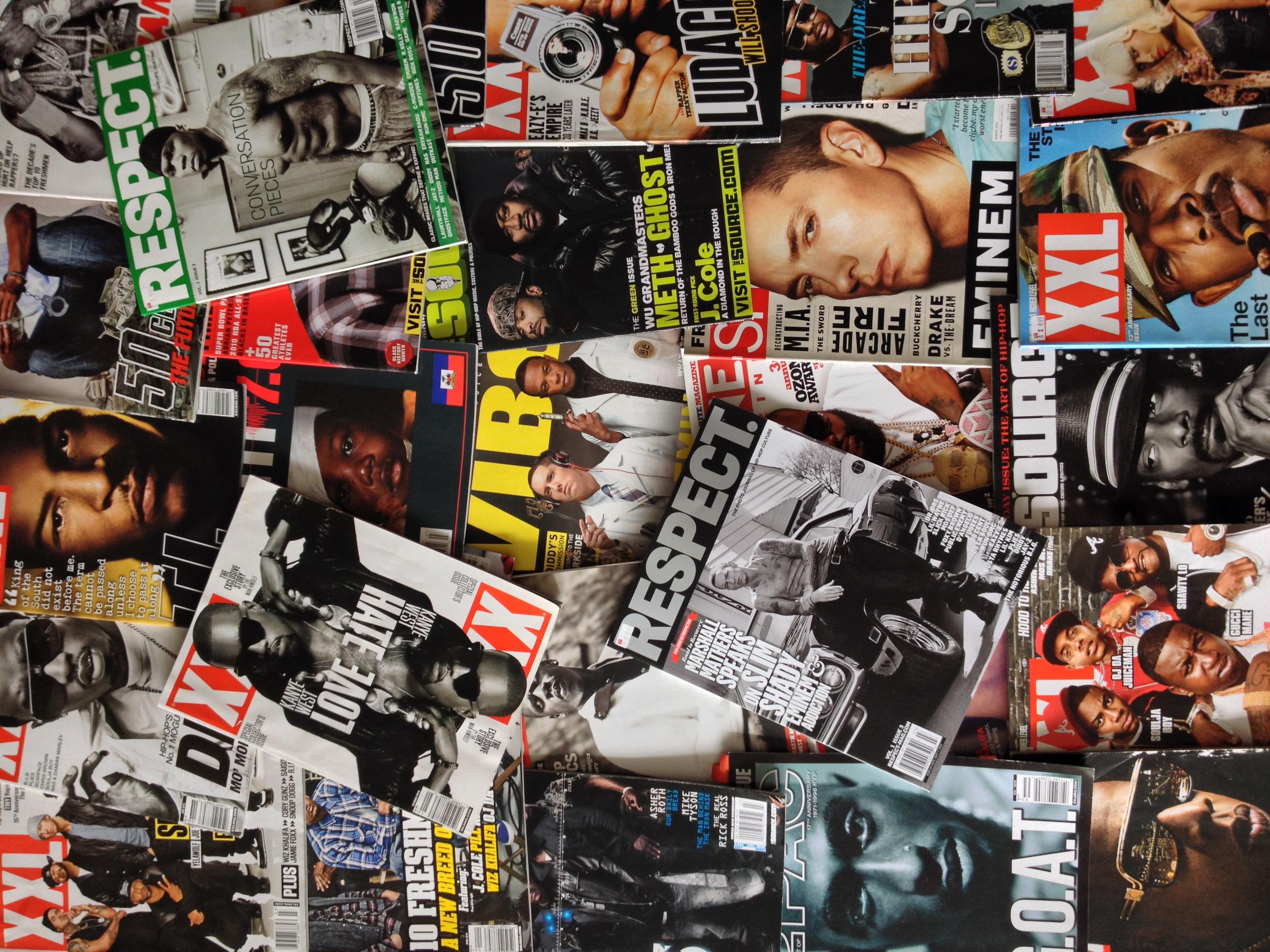 Rap Mags