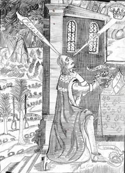 Facsimile (Emblem of the Royal Martyr)