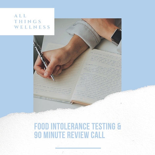 Food Intolerance Test & Review