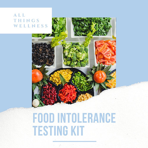 copy of Food Intolerance Test