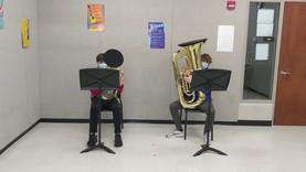 7th Grade Low Brass Duet