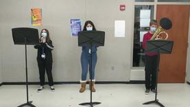 8th Grade Brass Trio