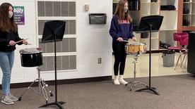 7th Grade Percussion Ensemble