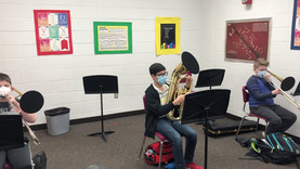 6th Grade Baritone and Trombone