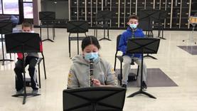 6th Grade Clarinet Group