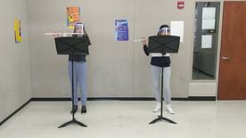 7th Grade Flute Duet