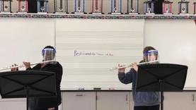6th Grade Flute Duet