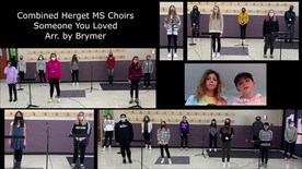 Combined Herget Choirs