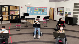 6th Grade Cornets and French Horn